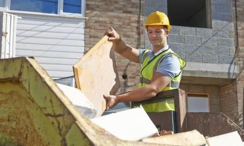 Segregacja odpadów na budowie