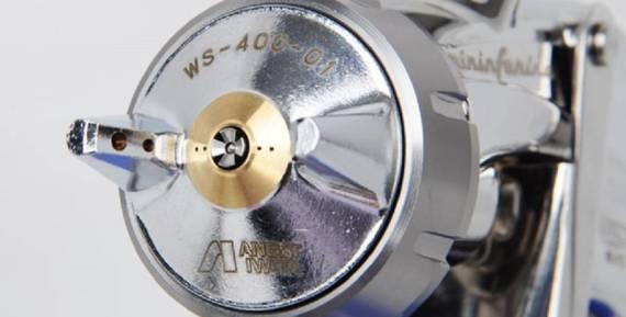 Rodzaje pistoletów lakierniczych i ich  zastosowanie
