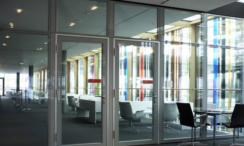 Ścianki działowe aluminiowe i ich zastosowanie