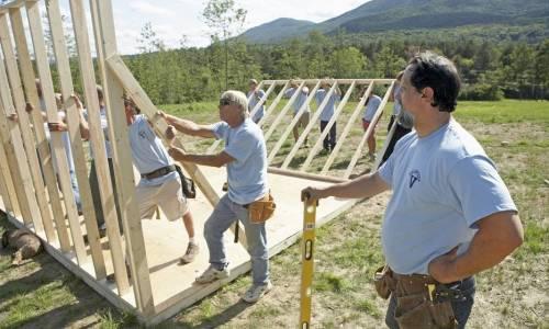 Rodzaje i klasy drewna konstrukcyjnego.