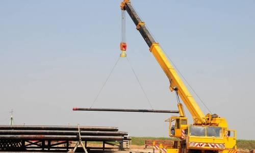Wykorzystanie dźwigów przy budowie hal
