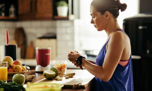 Rola diety w życiu sportowca