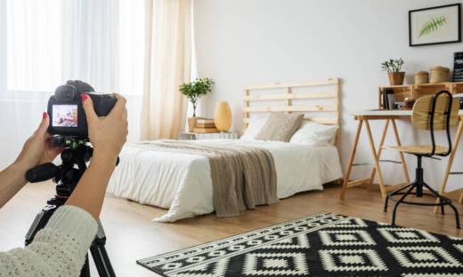Jak sprawić by mieszkanie prezentowało się atrakcyjnie na zdjęciach?