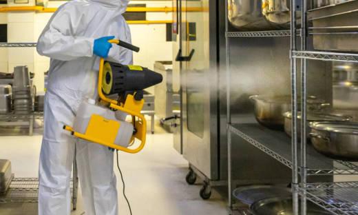 Na czym polega dezynfekcja metodą ozonową?