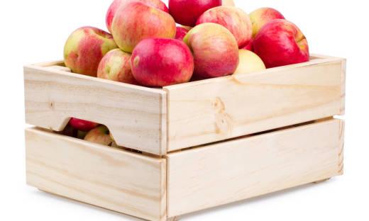 Skrzynki na owoce w nietypowej odsłonie
