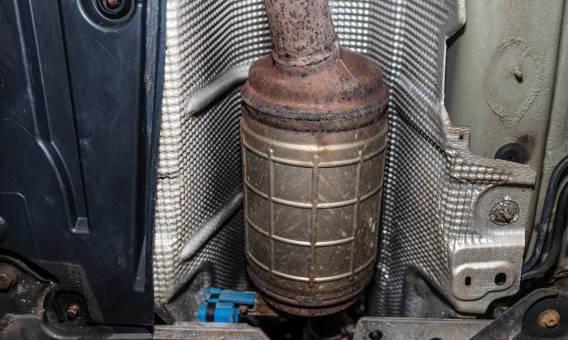 Objawy zatkania filtru cząstek stałych