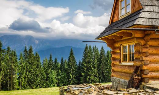 Luksusowa chata do wynajęcia w Beskidach dla rodziny lub grupy przyjaciół