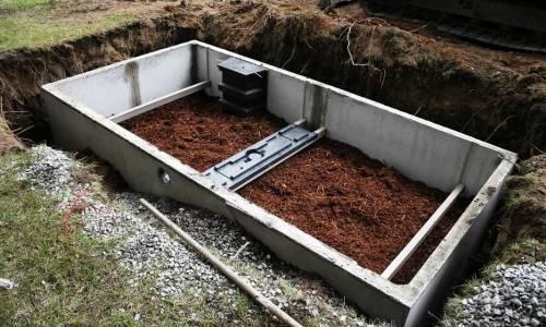Jak przygotować grunt pod oczyszczalnię ścieków?
