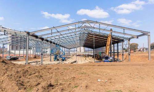 Zastosowanie konstrukcji stalowych w przemyśle