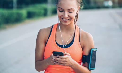 Etui na smartfon do biegania -pas czy opaska na ramię?