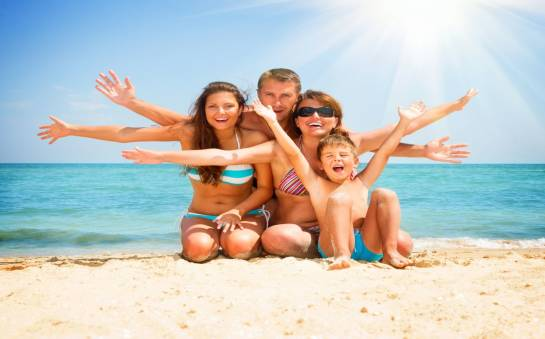Z całą rodziną na wakacje nad morze? To możliwe!
