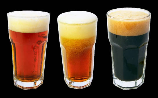 Piwa górnej i dolnej fermentacji