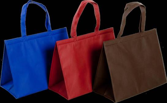 Logo na torbę - minimalizm ciągle w cenie