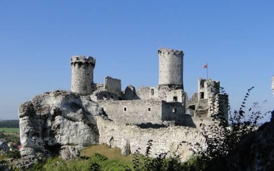 Historia zamku w Ogrodzieńcu