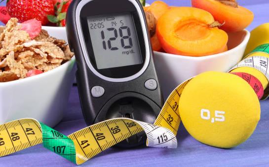 Zdrowa dieta dla cukrzyka