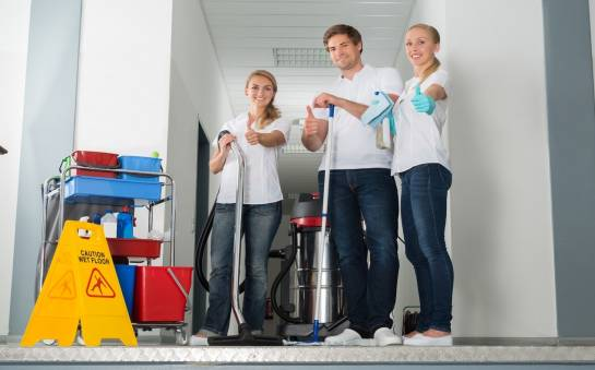 Sposoby na utrzymanie czystości w twojej firmie
