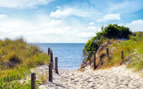 Niechorze – idealnym miejscem do spędzenia wakacji nad morzem