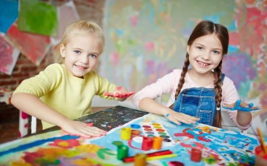 Znaczenie zajęć plastycznych w rozwoju dzieci