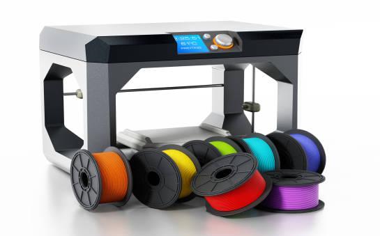 Jaką rolę w druku 3D pełnią filamenty