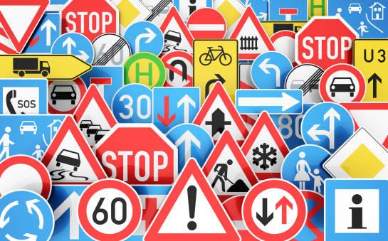 Technologia produkcji znaków drogowych