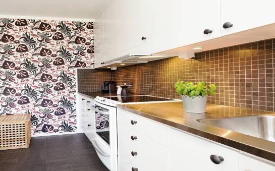 Gdzie najlepiej umieścić fototapetę w kuchni?
