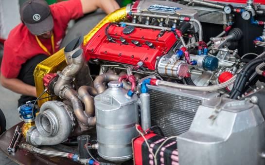 Charakterystyka turbosprężarki bez zmiennej geometrii