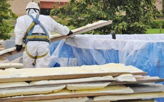 Uszczelnienia i izolacje - dlaczego nie powinny zawierać azbestu?