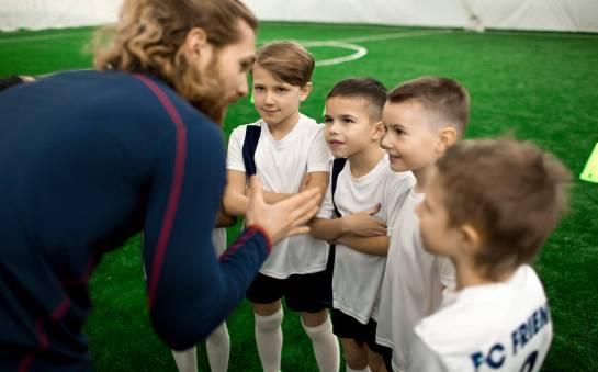 Jak zorganizować boisko do piłki nożnej?