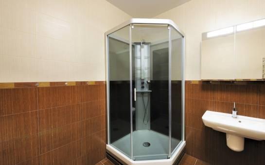 Mała łazienka - kabina czy brodzik?