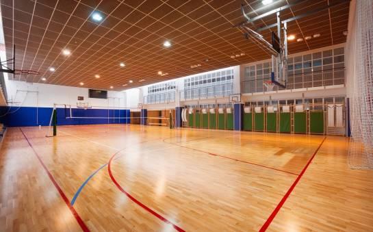 Czym cechują się podłogi sportowe?