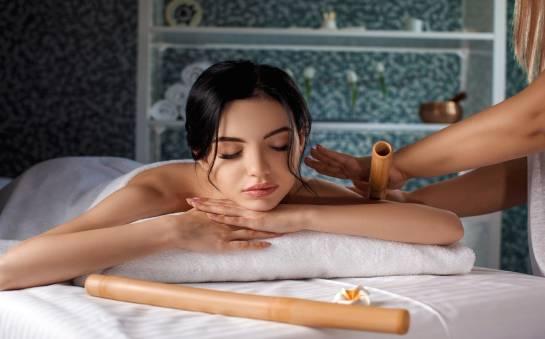 Czym charakteryzuje się masaż bambusami?