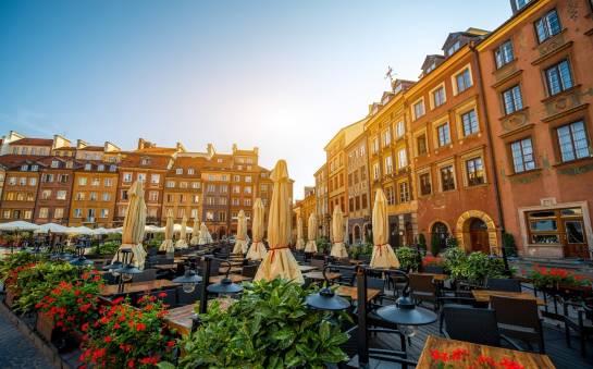 Restauracje w Warszawie. Gdzie warto przyjść na obiad?
