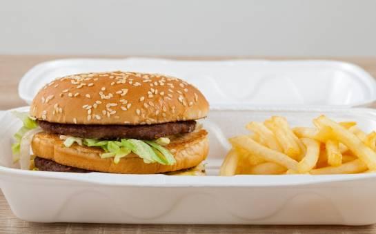 Opakowania idealne do fast foodów