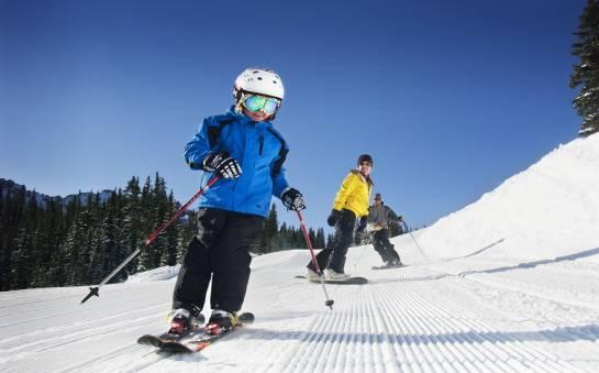 Charakterystyka nart dla dzieci
