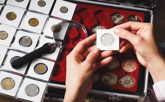 Grading numizmatów. Dostępne technologie