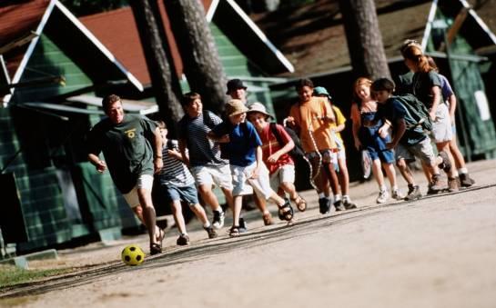 Obozy dla akademii sportowych. Wypoczynek i trening w jednym