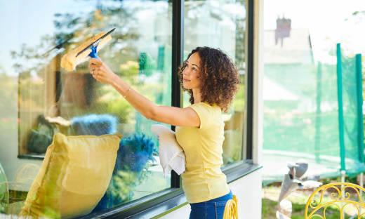 Akcesoria przydatne do mycia okien