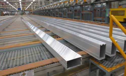 Profile aluminiowe w budownictwie