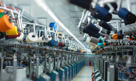 Nawilżanie powietrza w przemyśle tekstylnym i włókienniczym
