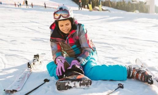 Najczęstsze błędy początkujących narciarzy