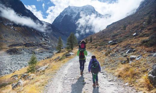 Wyjazd w góry z dziećmi. Czy to dobry pomysł?