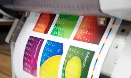 Wykorzystanie druku w celach informacyjno-reklamowych