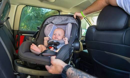 Rodzaje fotelików samochodowych dla dzieci?