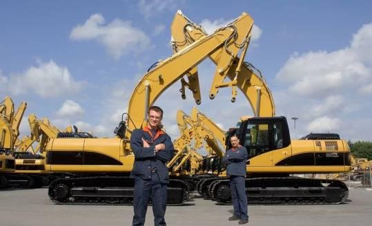 Dlaczego warto kupować maszyny budowlane cenionych producentów?