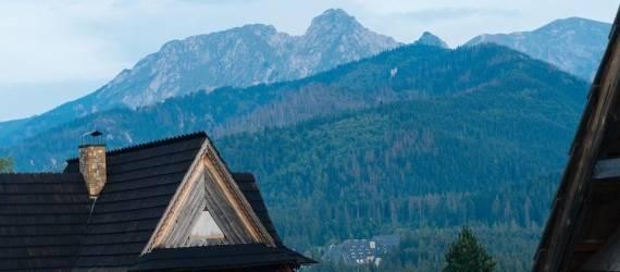 Połączenie nowoczesności z tradycją w górskim pensjonacie
