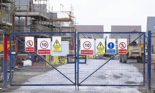Zabezpieczenie placu budowy w świetle przepisów